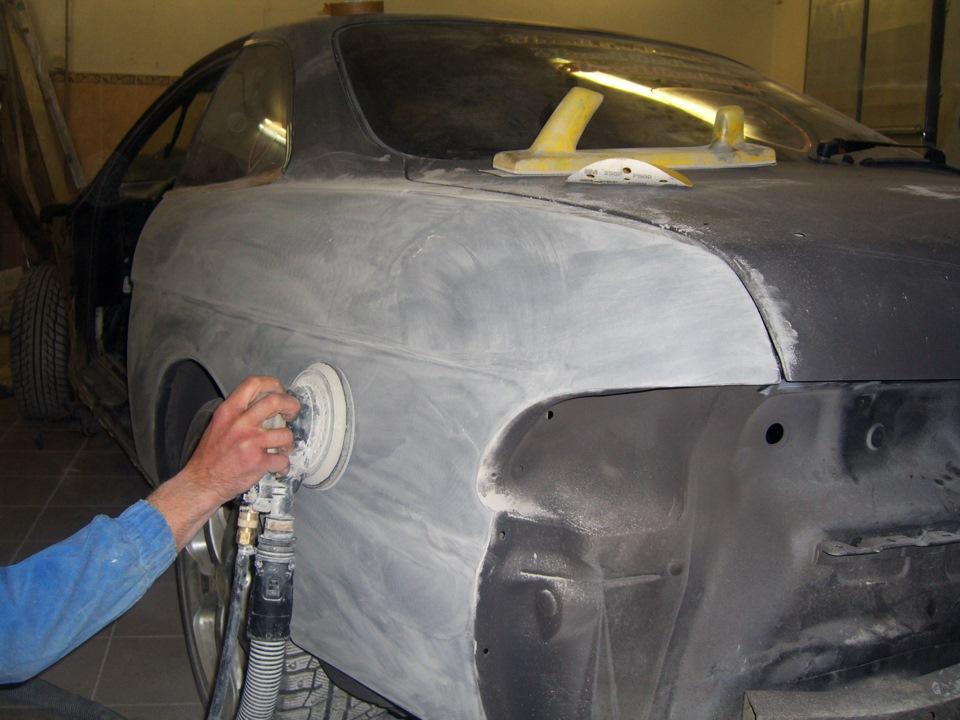 гараж под ремонт авто