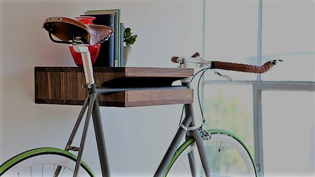 полка для велосипеда