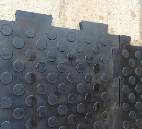 плитка из резины