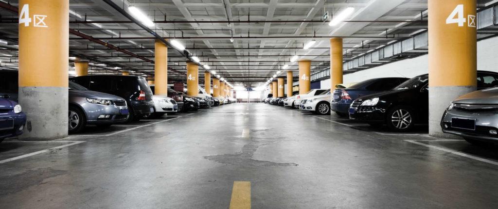 снип подземный паркинг