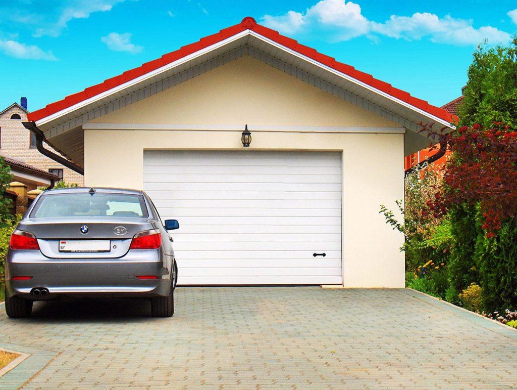 снип индивидуальный гараж
