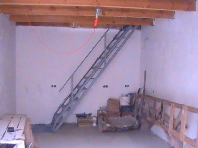 перекрытие над гаражом в доме