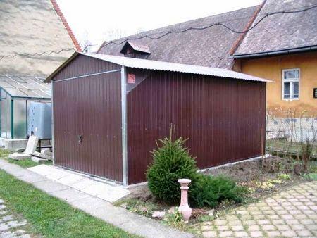 как получить гараж
