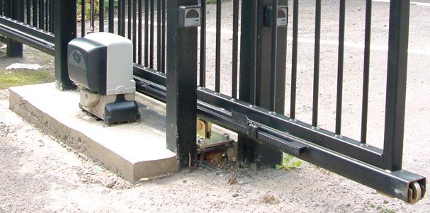 Автоматический механизм для раздвижных дверей
