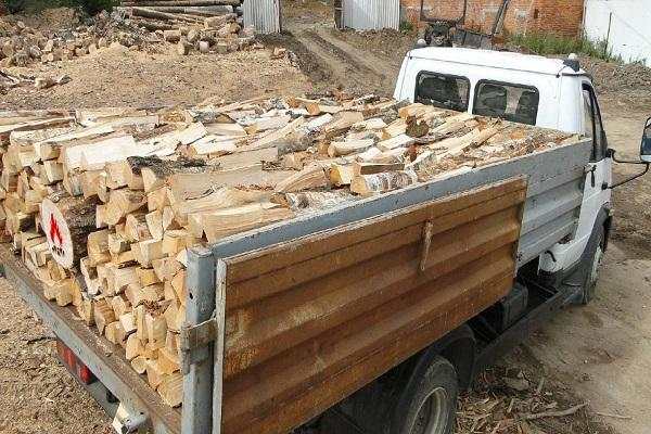 машина дров