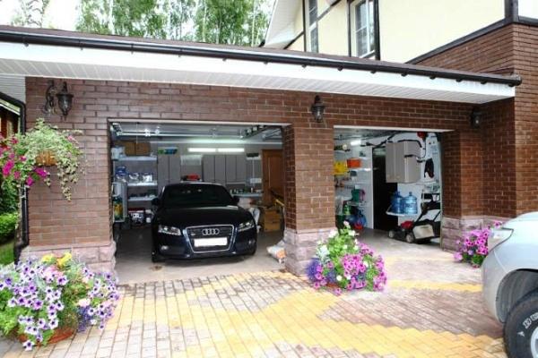 что такое гараж