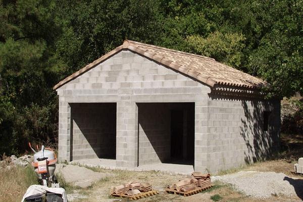 Доступный проект для гаража