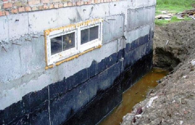 гидроизоляция подземного гаража