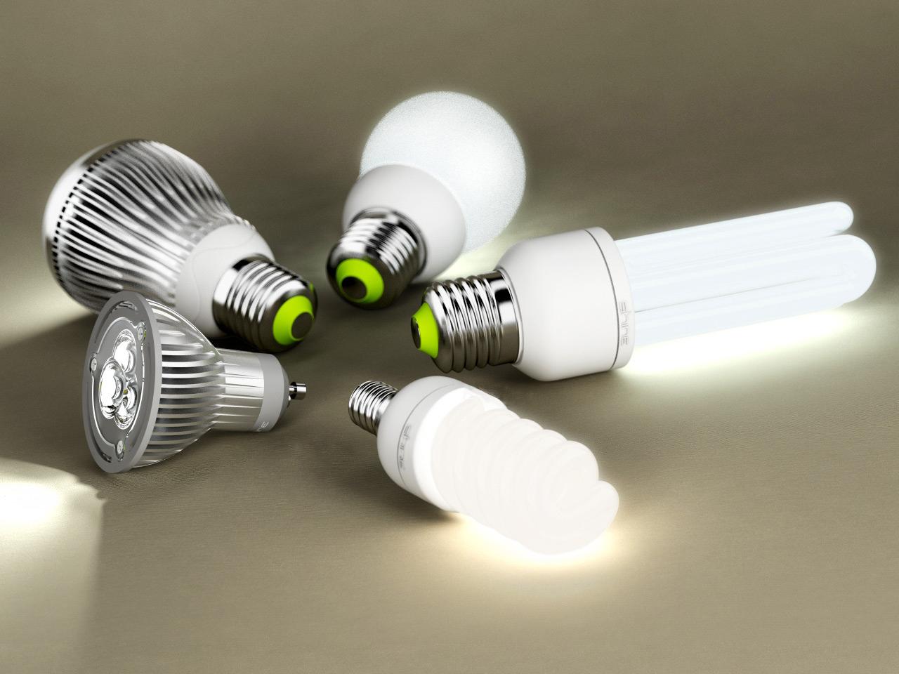 Лампы для гаража