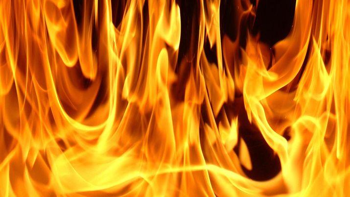 Пожар обладает разрушительной и смертельной силой