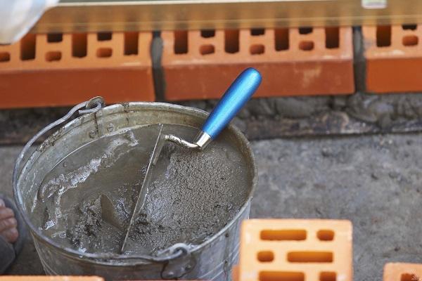 ведро бетона