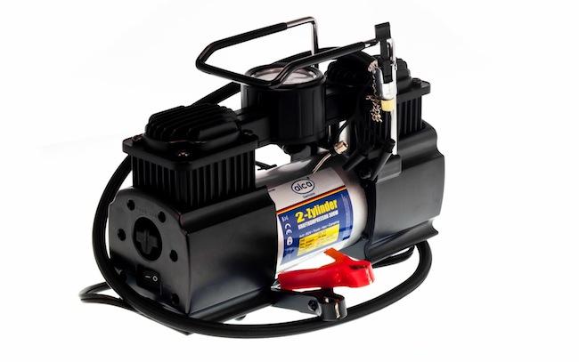 Бытовой компрессор подойдет для покраски дома и машин