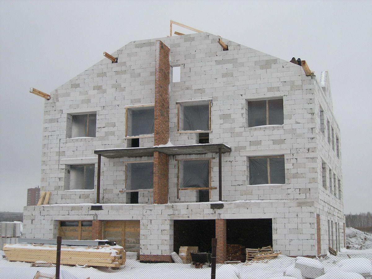 Блоки ускоряют и удешевляют строительство