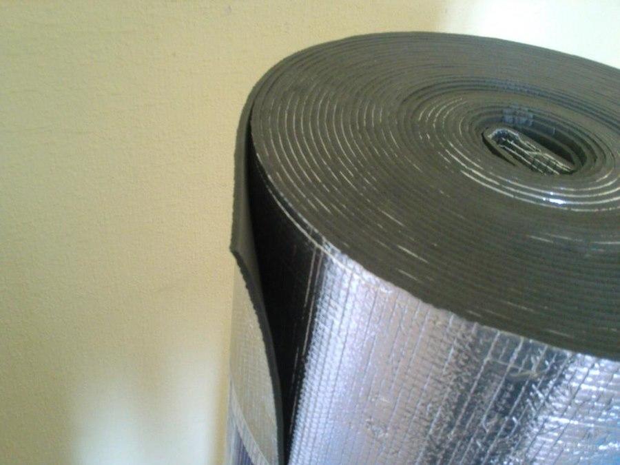 Комбинированный звукоизоляционный материал отражает и задерживает лишние шумы