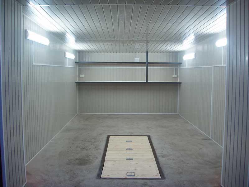 Самый простой способ облицовки стен для хозяйственных помещений