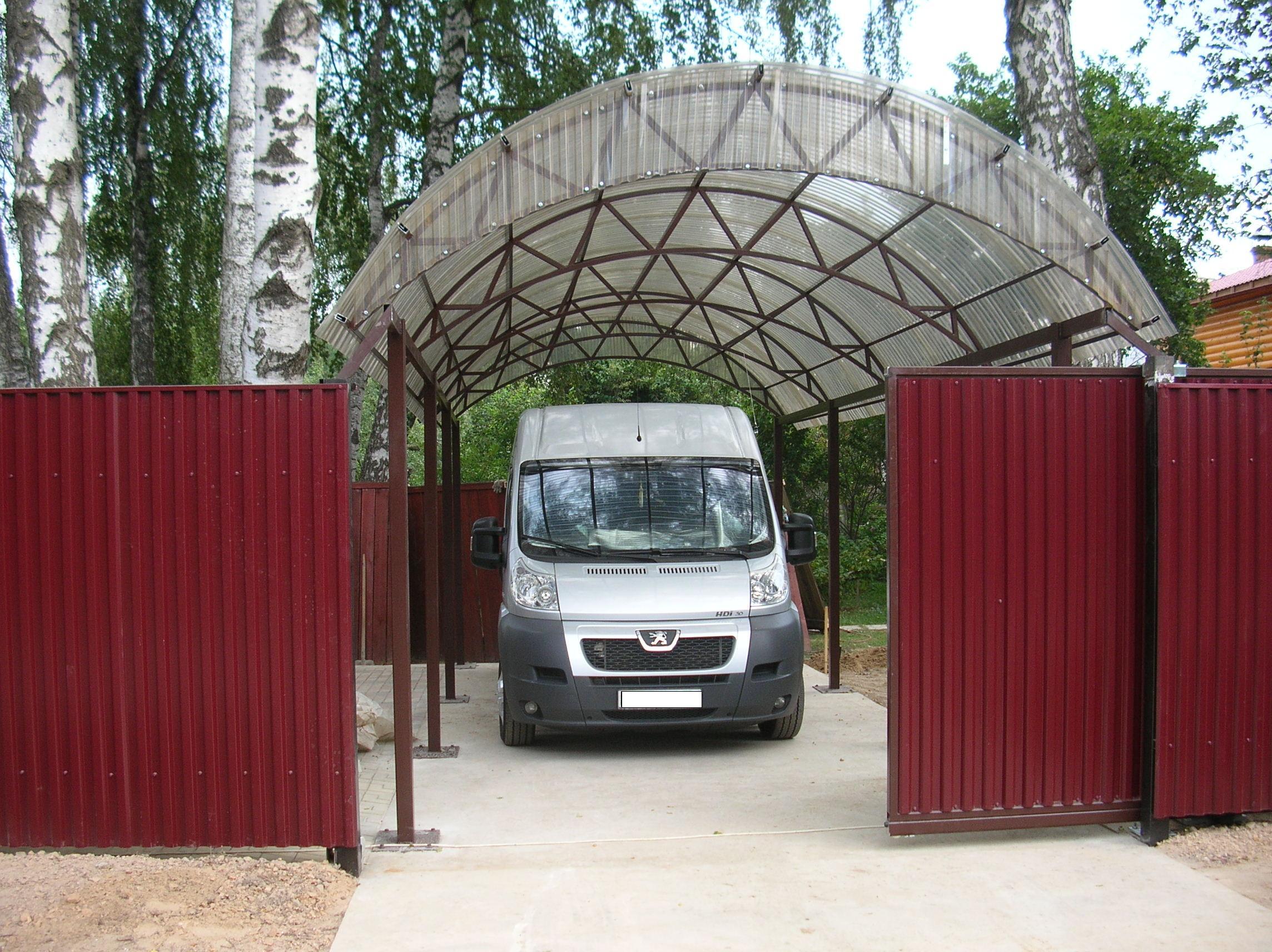 Откатные двери очень удобны и просты в использовании