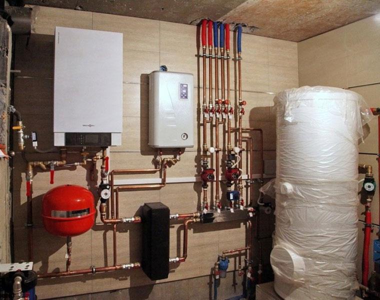 Газовая система отопления наиболее экономна