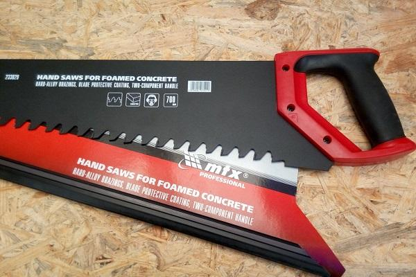ножовка для стройки
