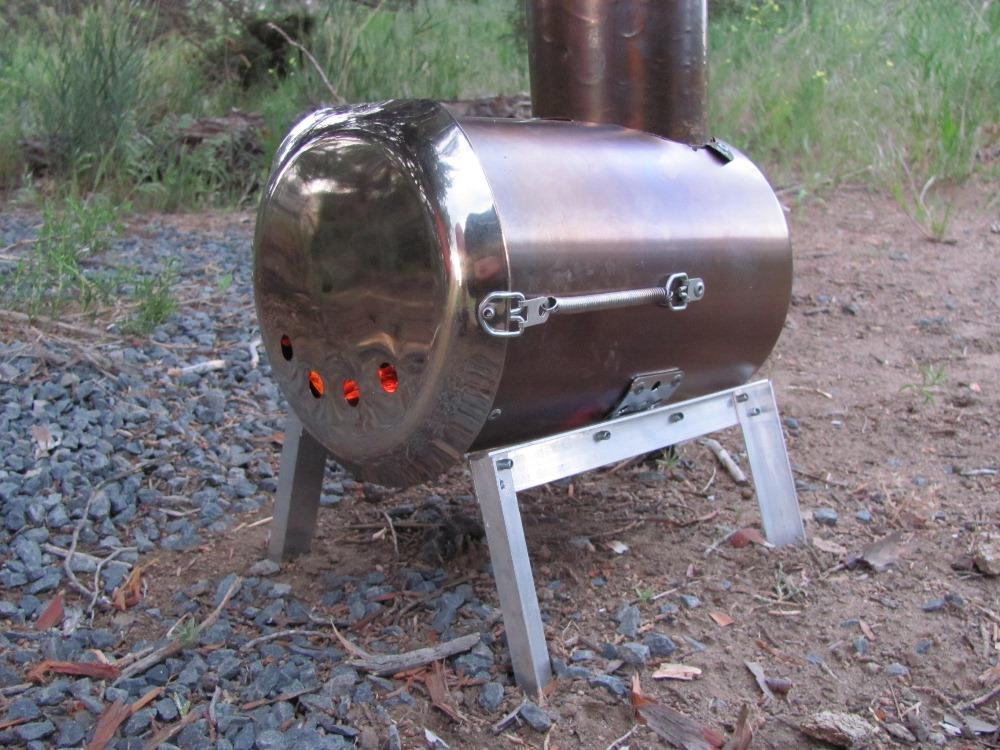 Выгодная печка для отопления гаража