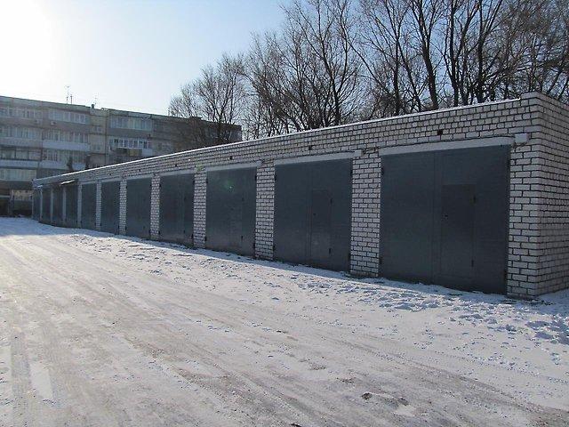 Новопостроенный гаражный комплекс должен быть правильно легализован