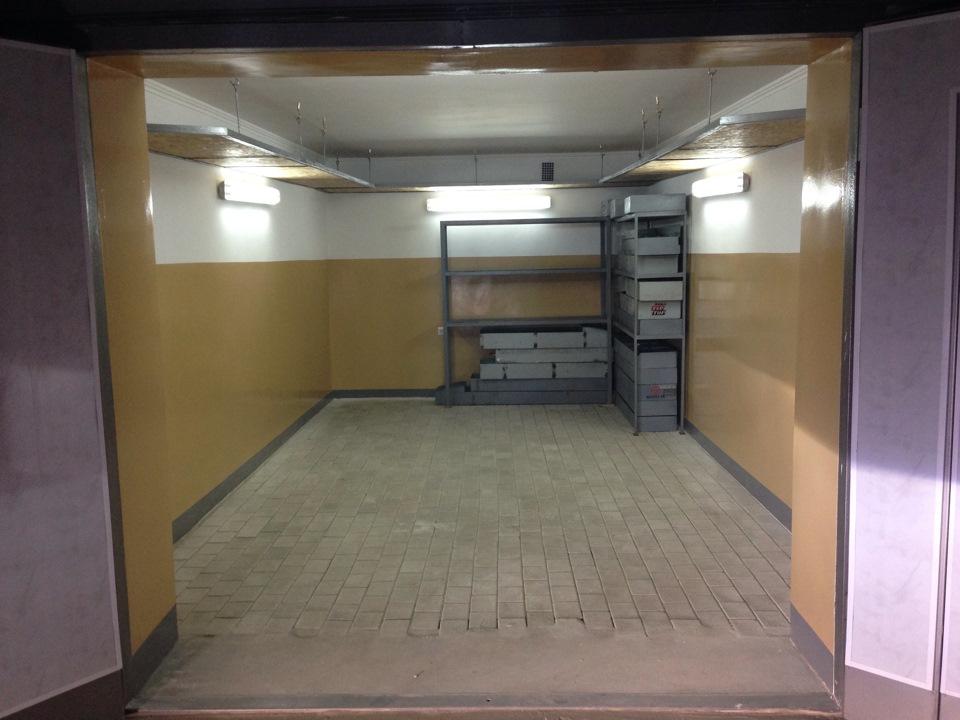 Ремонтируем гараж