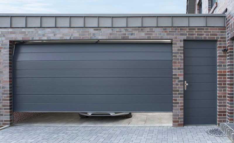 Автоматические гаражные ворота имеют несколько стандартных размеров
