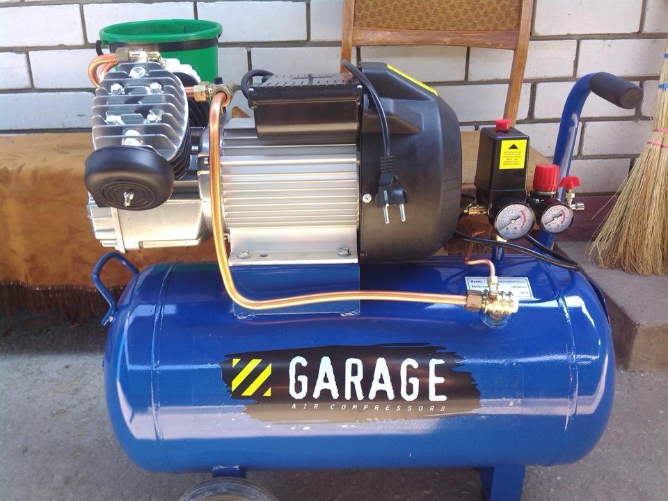 компрессоры для гаража