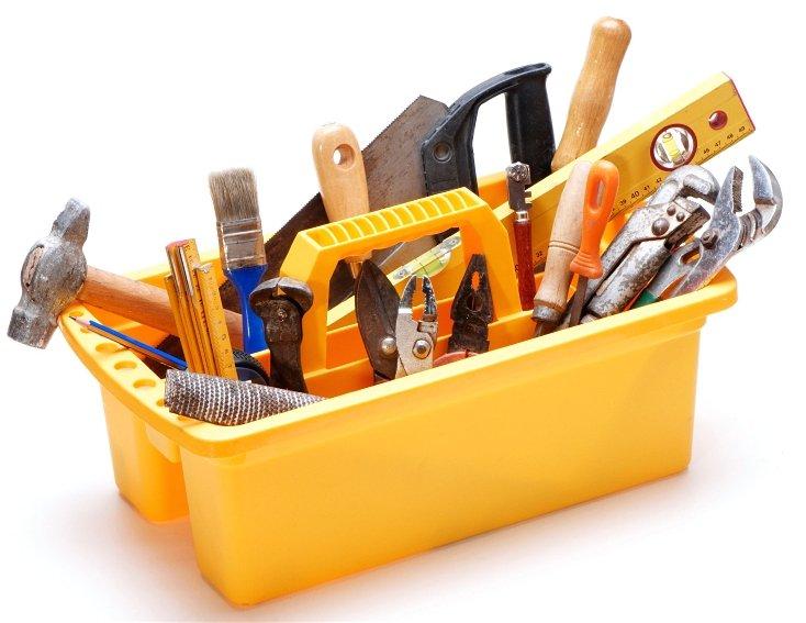 Инструменты которые понадобятся