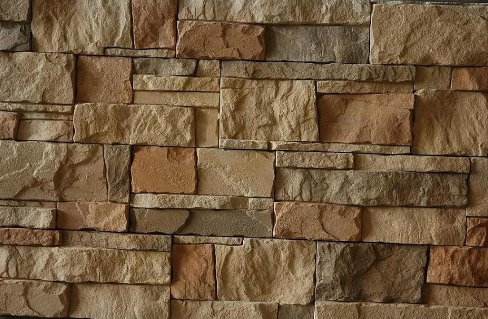 Такой материал оригинально украсит поверхность любой стены