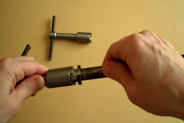ключ винтовой