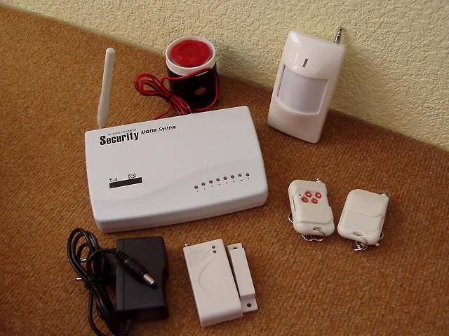 GSM сигнализация является выгодным решением для охраны гаража