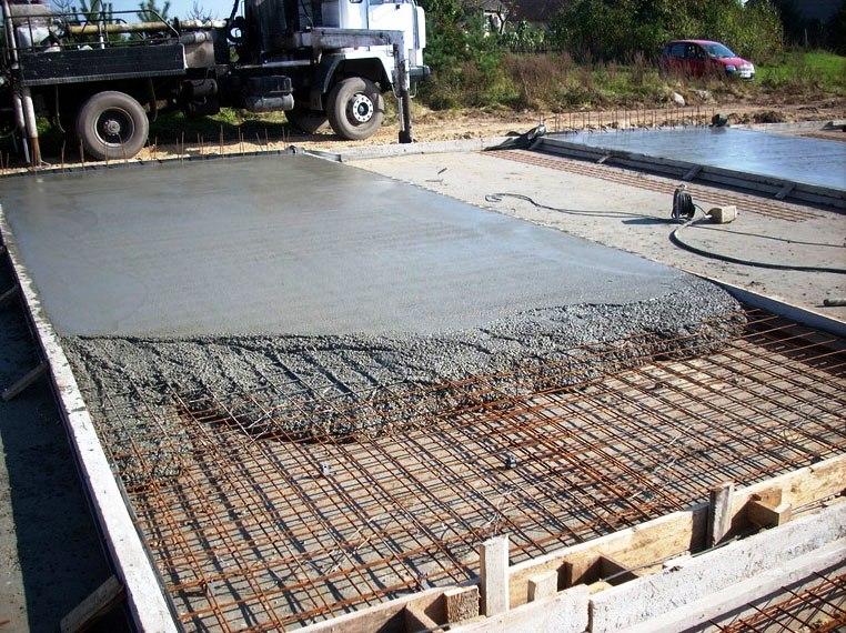 фундамент для гаража из сип панелей