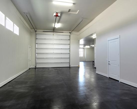 косметический ремонт в гараже