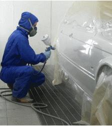 Вытяжка для покрасочной камеры в гараже